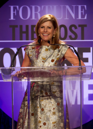 "Nina Easton - Easton at the 2012 Fortune ""Most Powerful Women"" summit"