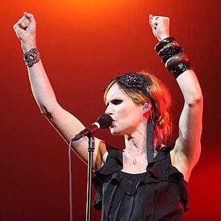 Nina Persson Swedish singer (born 1974)