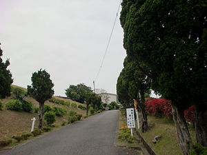 Nishiibusuki Junior High School.JPG