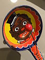 Noisemaker with Racist Depiction of Black Minstrel - National Civil Rights Museum - Downtown Memphis - Tennessee - USA.jpg