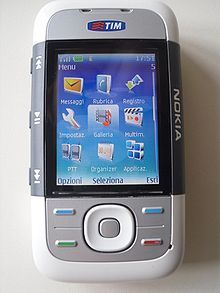 Nokia 5300 Purple