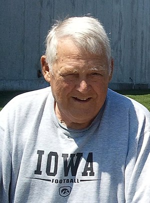 Norm Parker - Norm Parker in 2012