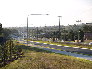Old Toongabbie Suburb of Greater Western Sydney, New South Wales, Australia