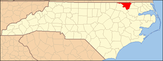 National Register of Historic Places listings in Northampton County, North Carolina Wikimedia list article
