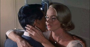 Honeypots in espionage fiction - Eva Marie Saint as Eve Kendall in North by Northwest.