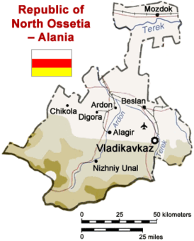 North ossetia map.png
