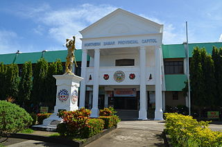 Northern Samar Province in Eastern Visayas, Philippines