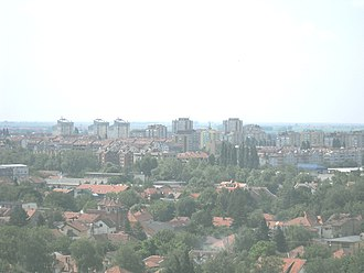 Bistrica (Novo Naselje) - Panoramic view of Bistrica (Novo Naselje)