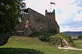 Nowy Sącz, ruiny zamku królewskiego, XIV, XV, XVI 7.jpg