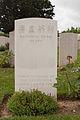 Noyelles-sur-Mer Chinese Cemetery -19.JPG