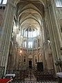 Noyon (60), cathédrale Notre-Dame, croisée du transept, vue vers le nord 2.jpg