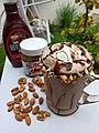 Nutella Almond Milkshake - Home - Chandigarh - India - 0007.jpg