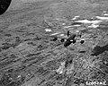 Nyíregyháza bombázása 1944-ben. Fortepan 15926.jpg