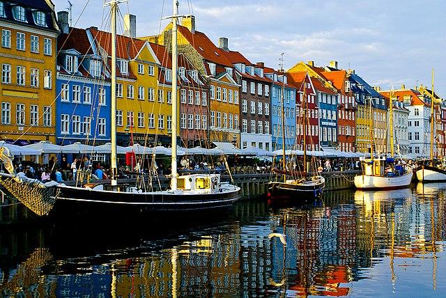 Копенгаген возглавил список городов Европы с самым чистым воздухом и безопасными дорогами