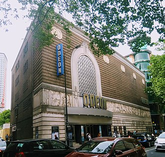 Saville Theatre - The Odeon Covent Garden in 2018