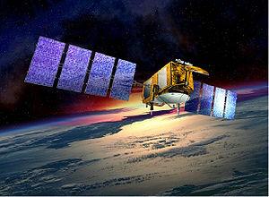 Radiodetermination-satellite service - Image: OSTM 06
