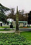 obelisk abspoel