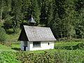 Oberstdorf - Birgsautal - Im Gschlief - Kapelle St Wendelin v S.JPG