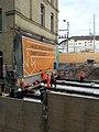 Oerlikon - 'Gleis 9' während der Gebäudeverschiebung 2012-05-22 18-58-33 (GT-I9100).jpg