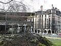 Office tourisme et ibis pont europe strasbourg sommet otan.JPG