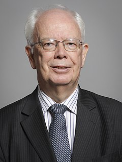 Jim Wallace, Baron Wallace of Tankerness Former Deputy First Minister of Scotland