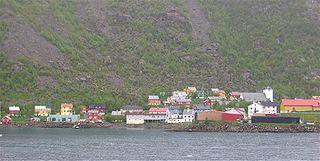 Loppa Municipality in Finnmark, Norway