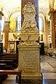Olaus Magnus memorial - Santa Maria dell'Anima - Rome, Italy - DSC09695.jpg
