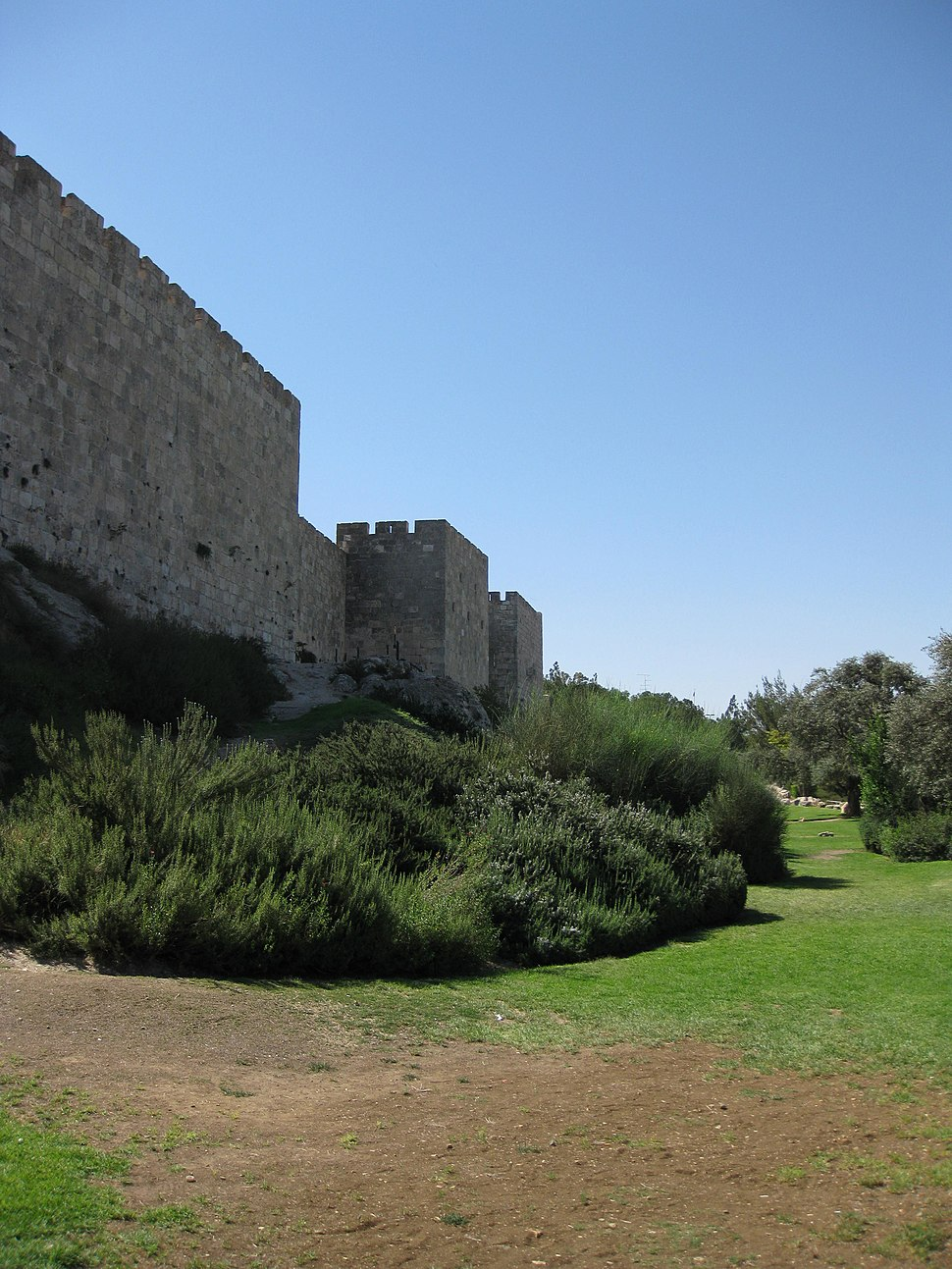 Old City Walls IMG 0005