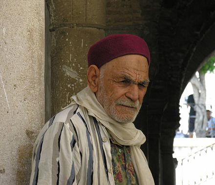 Old man in Tunis Old Man in Tunis.jpg