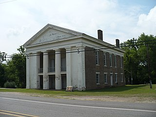 Old Marengo County Courthouse