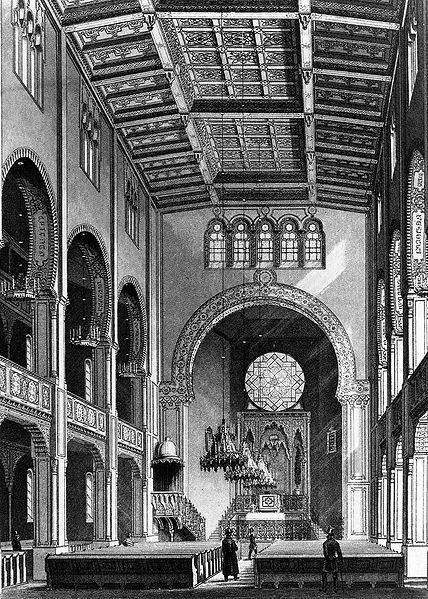File:Old synagogue Leipzig- inside.jpg