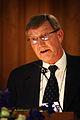 Ole Stavad (s), ordforande Danmarks delegation, talar vid Nordiska radets session i Stockholm.jpg