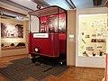 Olomouc, Vlastivědné muzeum v Olomouci, Olomouc – patnáct století města, tramvaj (1).jpg
