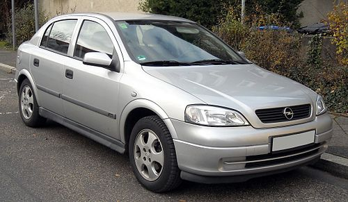 opel astra g - wikiwand