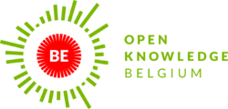 Logo Open Knowledge Belgium
