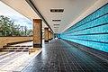 Open corridor, Hilversum Town Hall.jpg