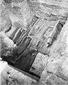 opengelegde graven in zuid-oost zijde kooromgang - arnhem - 20024577 - rce