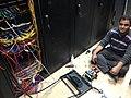 Optical fiber fusioning.JPG