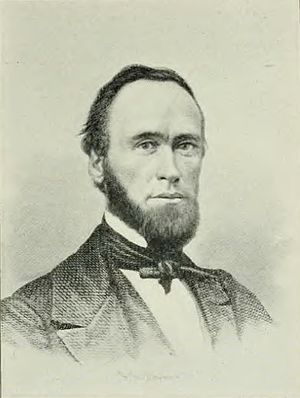 Oran Faville - Image: Oran Faville, First Lieutenant Governor History of Iowa