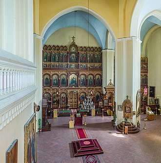 Gothic architecture in Lithuania - Orthodox Cathedral of the Dormition of the Theotokos, Vilnius