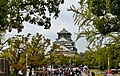 Osaka Osaka-jo Hauptturm 01.jpg