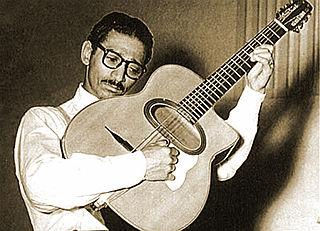 Oscar Alemán (1909-1980) Argentine jazz musician
