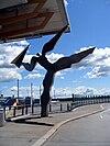 Oslo Airport Gardermoen - monument.jpg