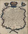 Oswiadczenie adepta do zakonu benedyktynów w Lubiniu (04).jpg