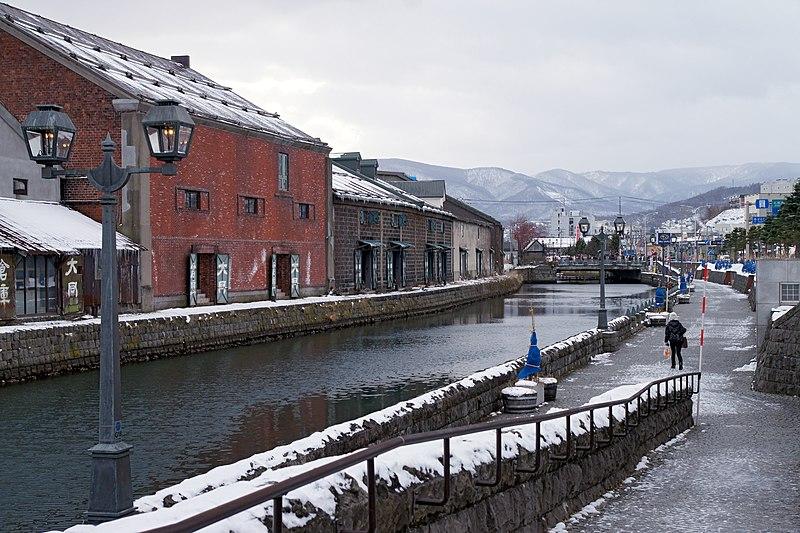 File:Otaru Canal02s3.jpg