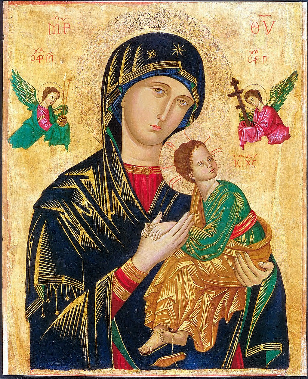 Our Holy Mother Of Perpetual Succour