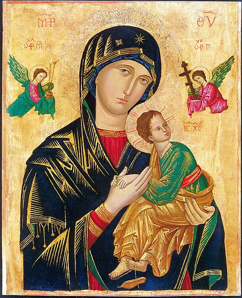 Prayers to Our Lady of Perpetual Help