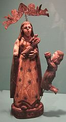 File Our Lady Of Light Wood And Sheet Metal From The