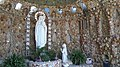 Our Lady of Lourdes, Jasper Geode Grotto 22.jpg