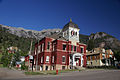 Ouray County Courthouse in Ouray, Colorado.JPG